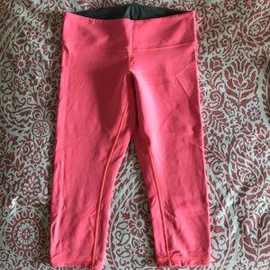 Lululemon reversible cropped pants
